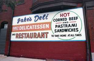 Jake's Deli, 1634 W. North Ave., Milwaukee