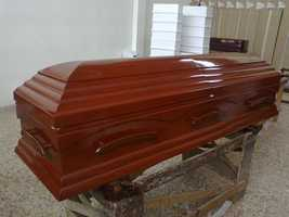 If there's no low-cost casket in the display room, ask to see one anyway. Some funeral homes hide them in the basement or the boiler room.