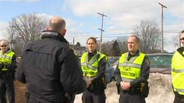 Extra patrols out for St. Patrick's weekend