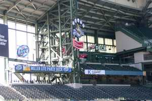 Miller Park is constantly looking for ways to improve the fan experience at Brewers games.