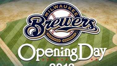 Opening Day - Brewers