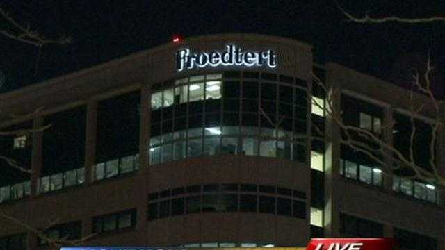 A staffer at Froedtert hospital tested positive for tuberculosis.  Hillary Mintz reports.