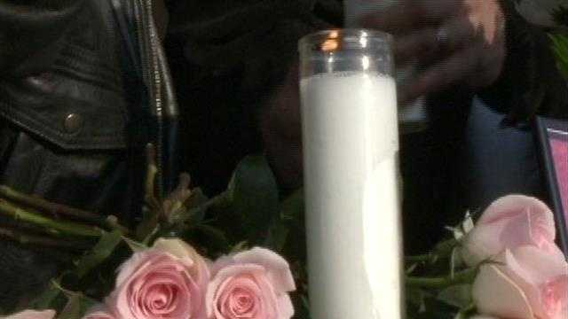 Family and friends held a vigil held for Kenosha shooting victims Sunday.