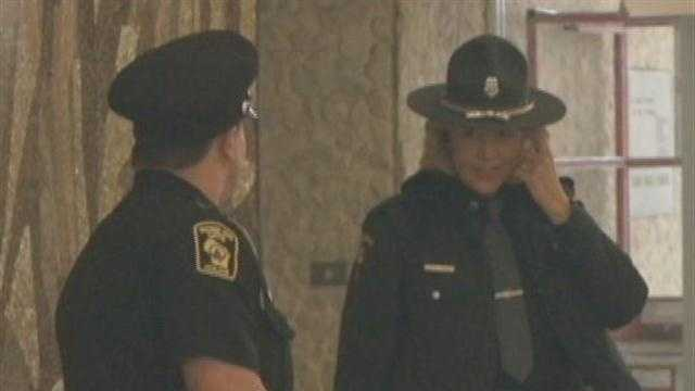 security at state building