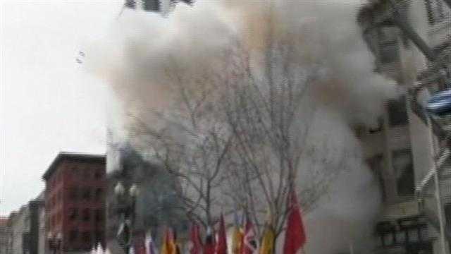 Local Boston Marathon participants react to blasts