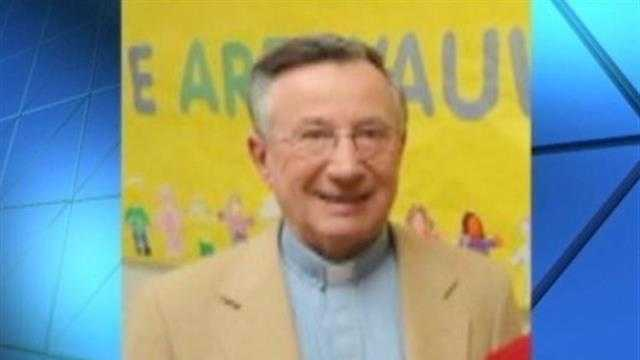 New information released on Wauwatosa Priest accused of inappropriately touching a child