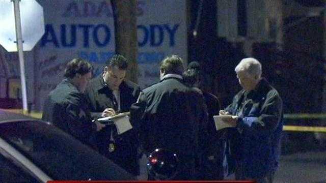 Man shot in back in Milwaukee