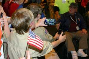 Stars and Stripes Honor Flight is the southeastern Wisconsin hub of the national Honor Flight network.