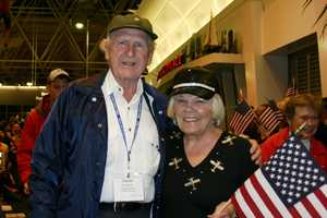 In Wisconsin the are six Honor Flight hubs.