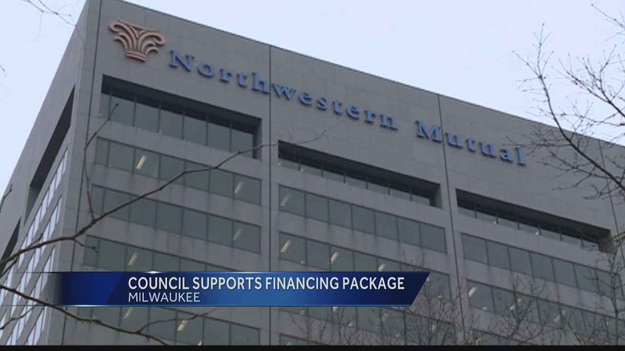 Tax financing approved for Norwestern Mutual high-rise