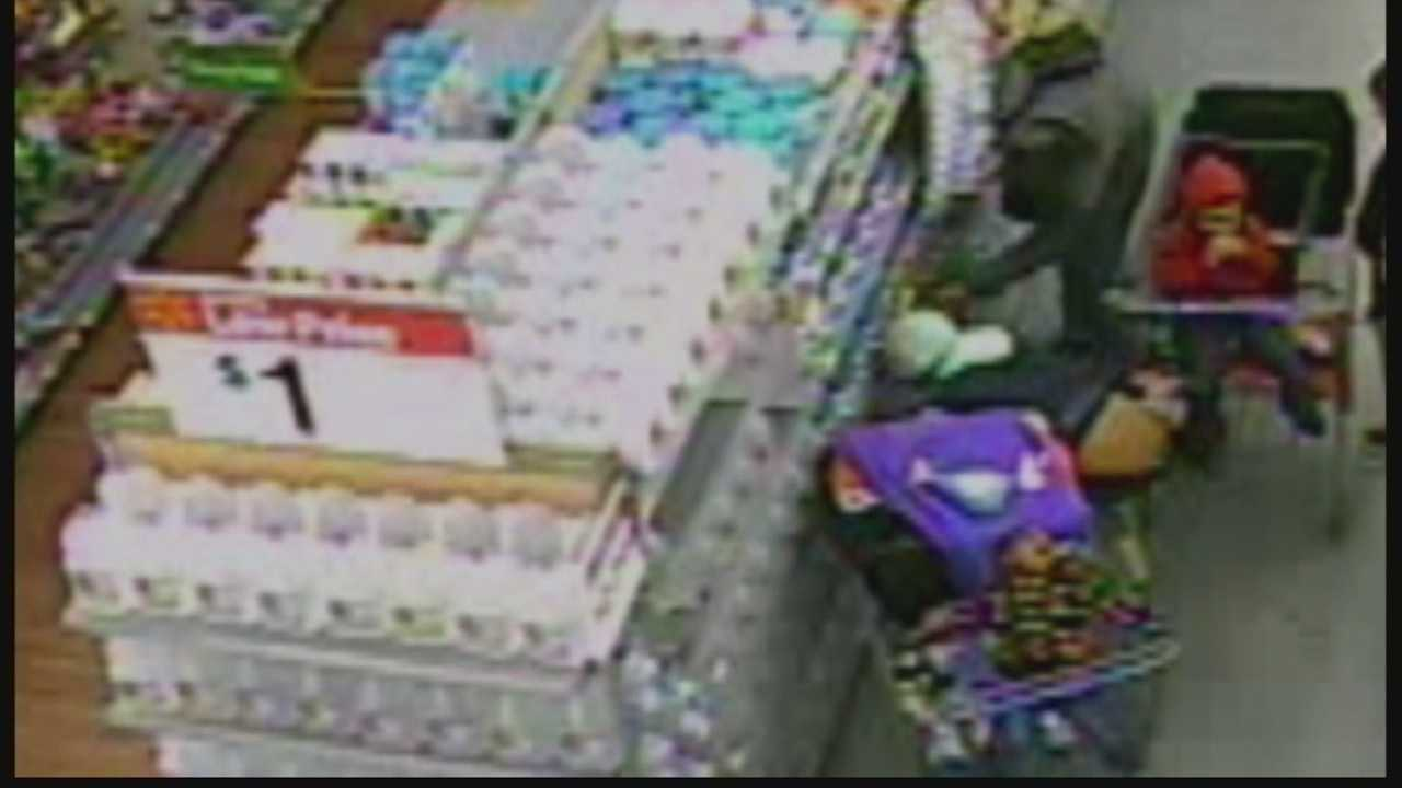 Two women suspected of stealing large amounts of baby formula from the Wal-Mart in Greenfield.