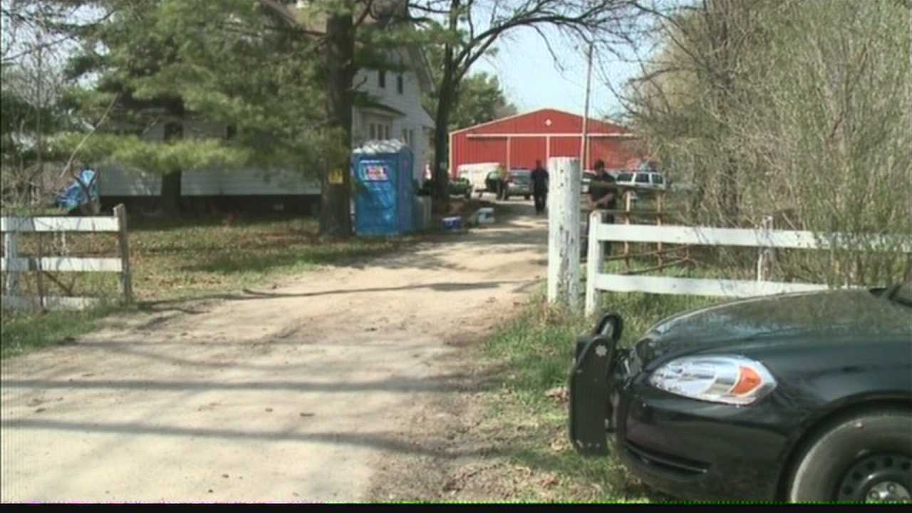 Pleasant Prairie police tell 12 News the conditions on the farm were so bad that neither people or animals should have been living there.