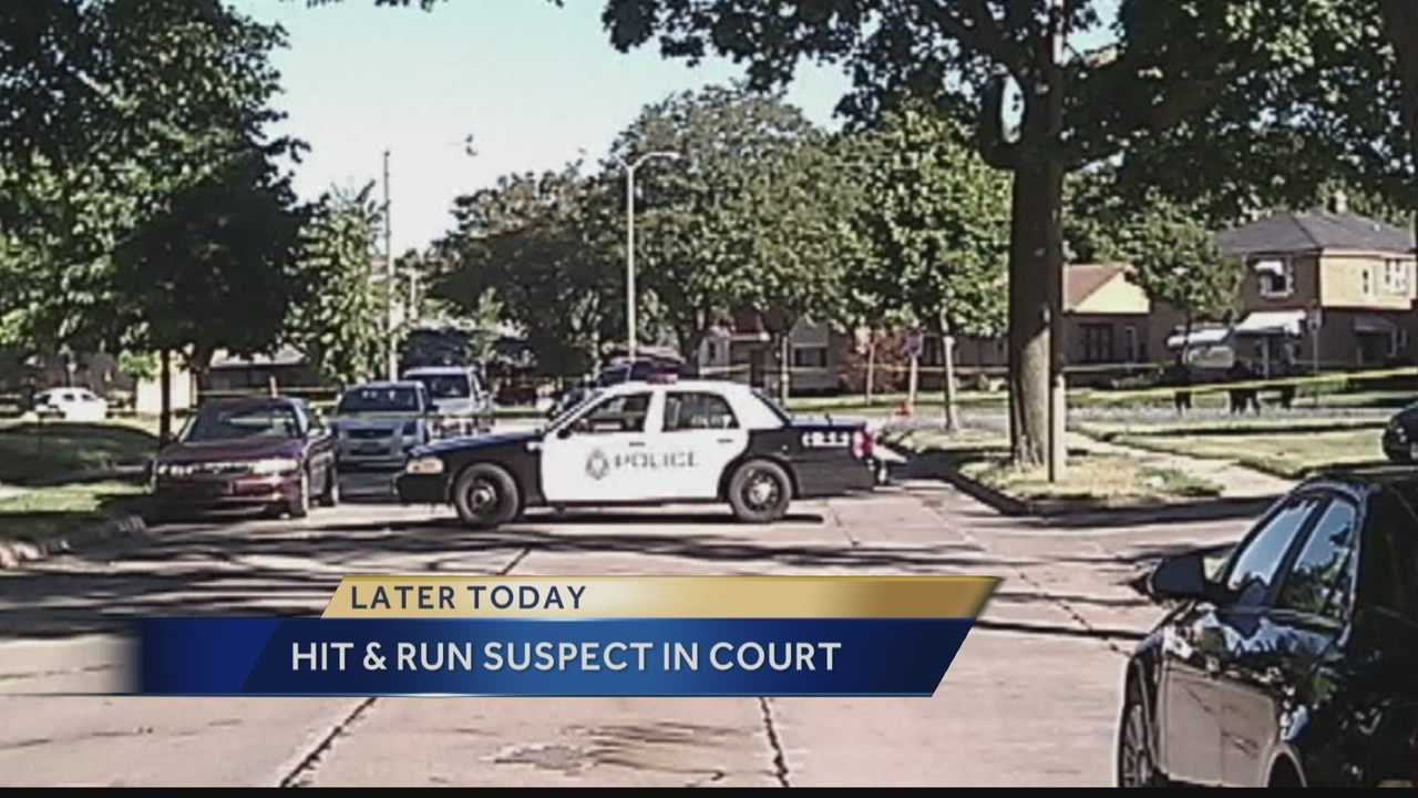 Wauwatosa hit & run suspect due in court
