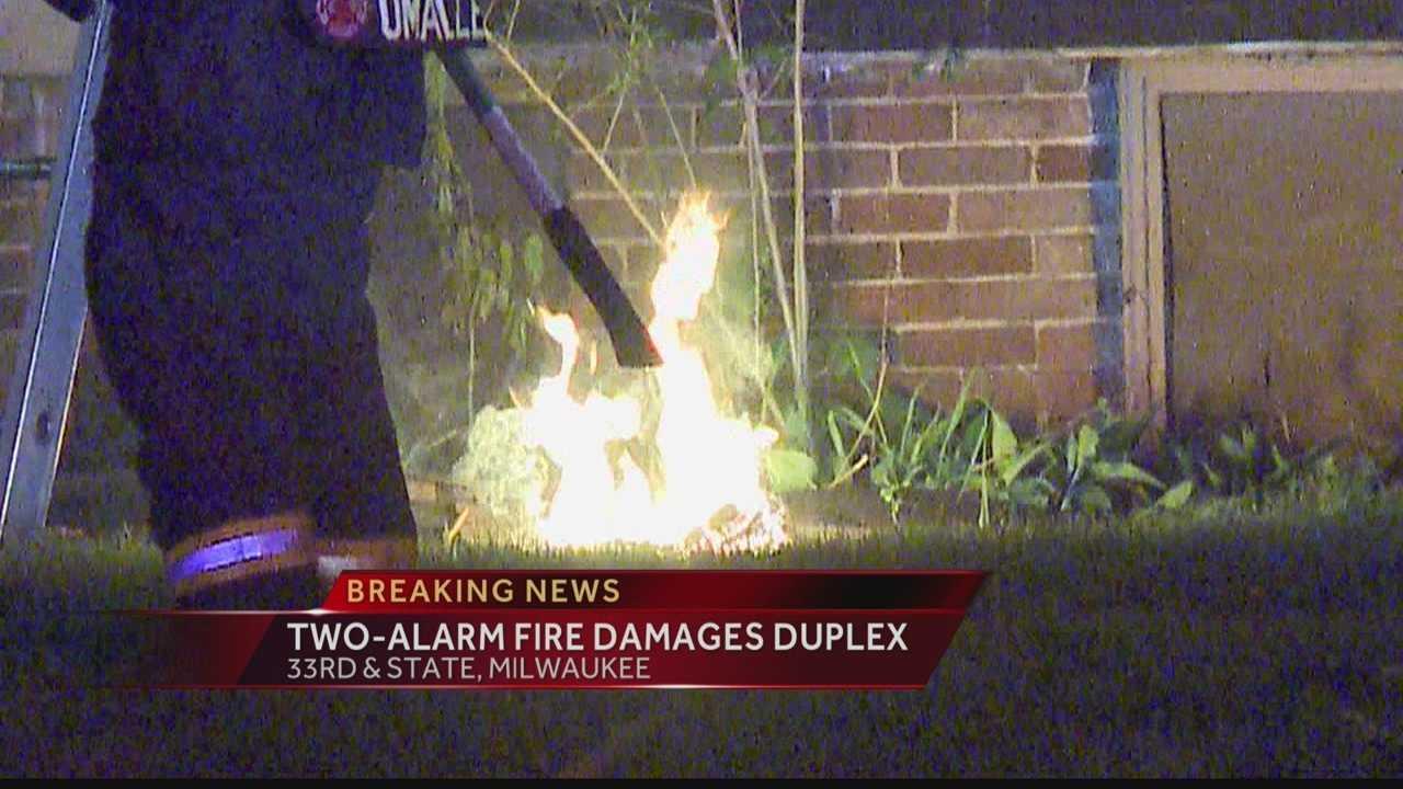 img-Milwaukee duplex fire