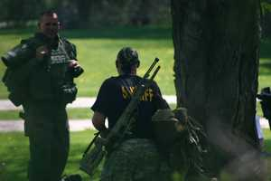 The SWAT (Special Weapons and Tactics) Team was established in 1990.