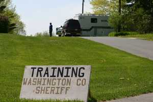 "According the the SWAT team's website ""Keeping our community safe may sometimes mean using a special team of Officers to defuse or resolve a situation.  The Washington County SWAT Team does just that with specialized equipment, weapons and tactics."""