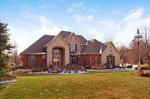 With six bedrooms and five baths spread over more that 6,000 square feet, there's plenty of room to move around in this home. Check out the many custom features. For more information about this property, click here.