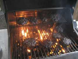 Your own backyard grill was among the favorites. But here are some of the restaurants mentioned several times on our Facebook post (in alphabetical order):