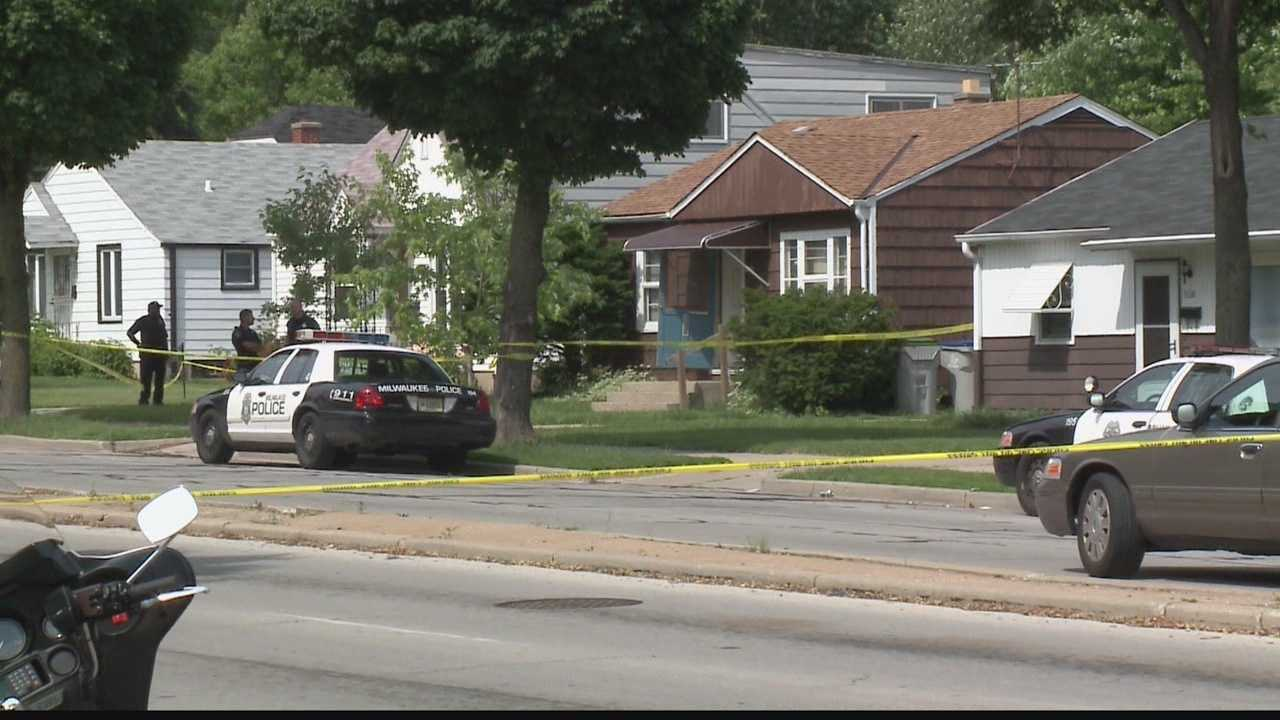 Milwaukee police believe a father shot his 6-year-old daughter and then himself in what investigators believe is a murder-suicide on the city's northwest side.