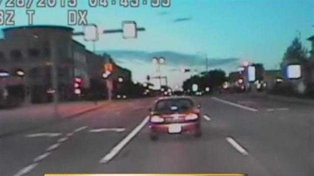 Man leads police on high-speed chase 3 times