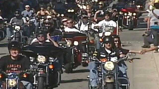 It may be tempting to rent out your home for Harley-Davidson's 110th anniversary, but the Better Business Bureau suggests you do your research first.