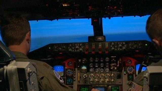Air National Guard highlights KC-135 safety