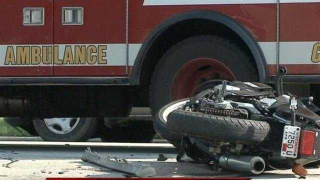 Motorcylist killed in Milwaukee crash