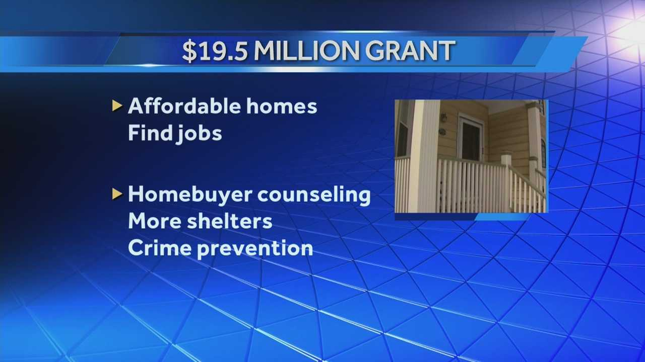 Milwaukee to hold meeting on community grant