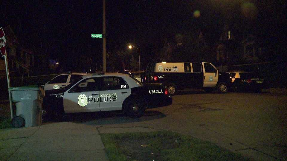 Shooting near 29th & Auer in Milwaukee