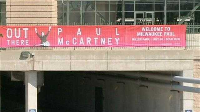 McCartney concert means big business