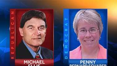 Democratic state Rep. Penny Bernard Schaber will challenge Republican Sen. Mike Ellis in the 2014 Senate District 19 race.