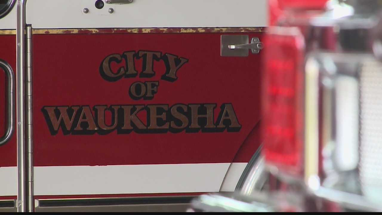Waukesha seeks to oust fire chief after months on the job