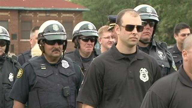 Milwaukee police on alert after violent weekend