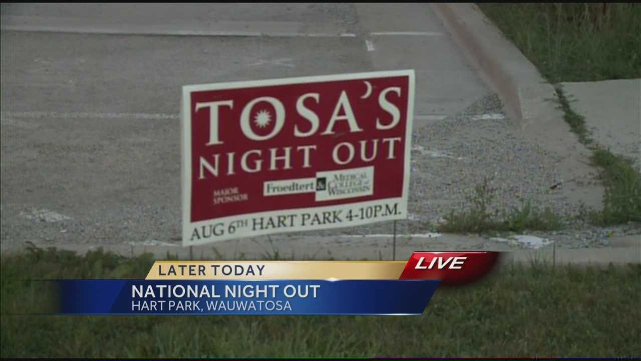 Local communities to participate in National Night Out
