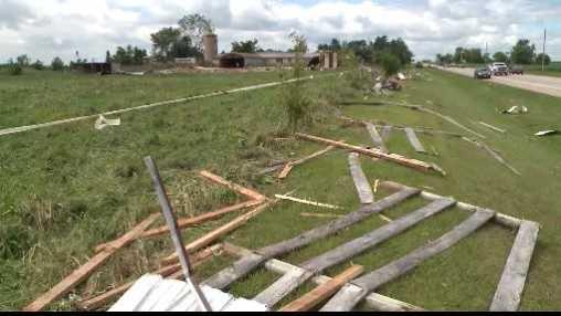 horse farm wx damage