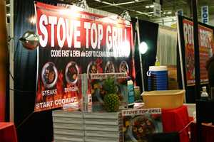 Been wondering how to grill on your stove top?  Need to wonder, there is the Stove Top Grill.