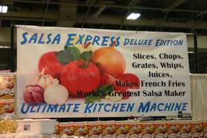 "The Salsa Express is the ""ultimate kitchen machine""."