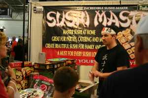 Master sushi at home with the Sushi Master.