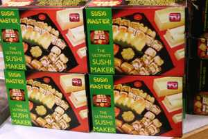 Create beautiful sushi for family and friends