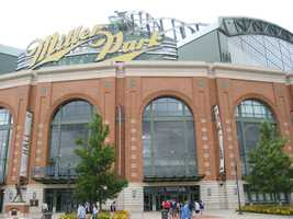 It is home to the Milwaukee Brewers and was completed in 2001 as a replacement for Milwaukee County Stadium. The park is located just southwest of the intersection of I-94, US-41, and Miller Park Way (WIS-341). The title sponsor is the Miller Brewing Company. Miller's contract with the stadium was for $40 million, and runs until 2020.
