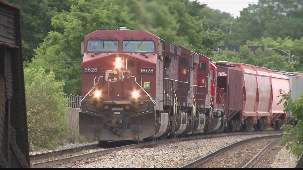 The city of Wauwatosa has asked the federal government to lift its order requiring train horns.