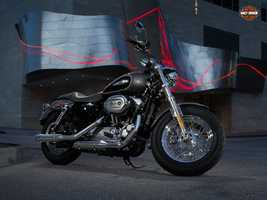 The new 2014 Harleys are here!  Take a look at the new models:2014 Sportster 1200 Custom