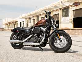 The new 2014 Harleys are here!  Take a look at the new models:2014 Sportster Forty-Eight
