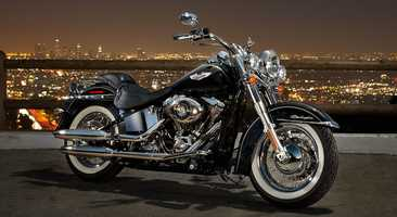 The new 2014 Harleys are here!  Take a look at the new models:2014 Softail series Softail Deluxe