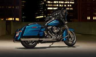 The new 2014 Harleys are here!  Take a look at the new models:2014 Touring series Street Glide