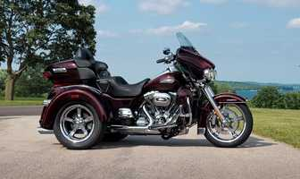 The new 2014 Harleys are here!  Take a look at the new models:2014 Tri Glide Ultra