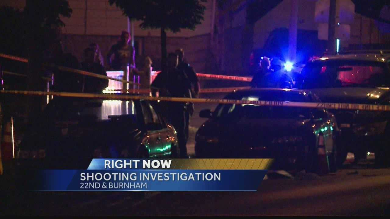 1 dead, 4 injured in Monday night shootings