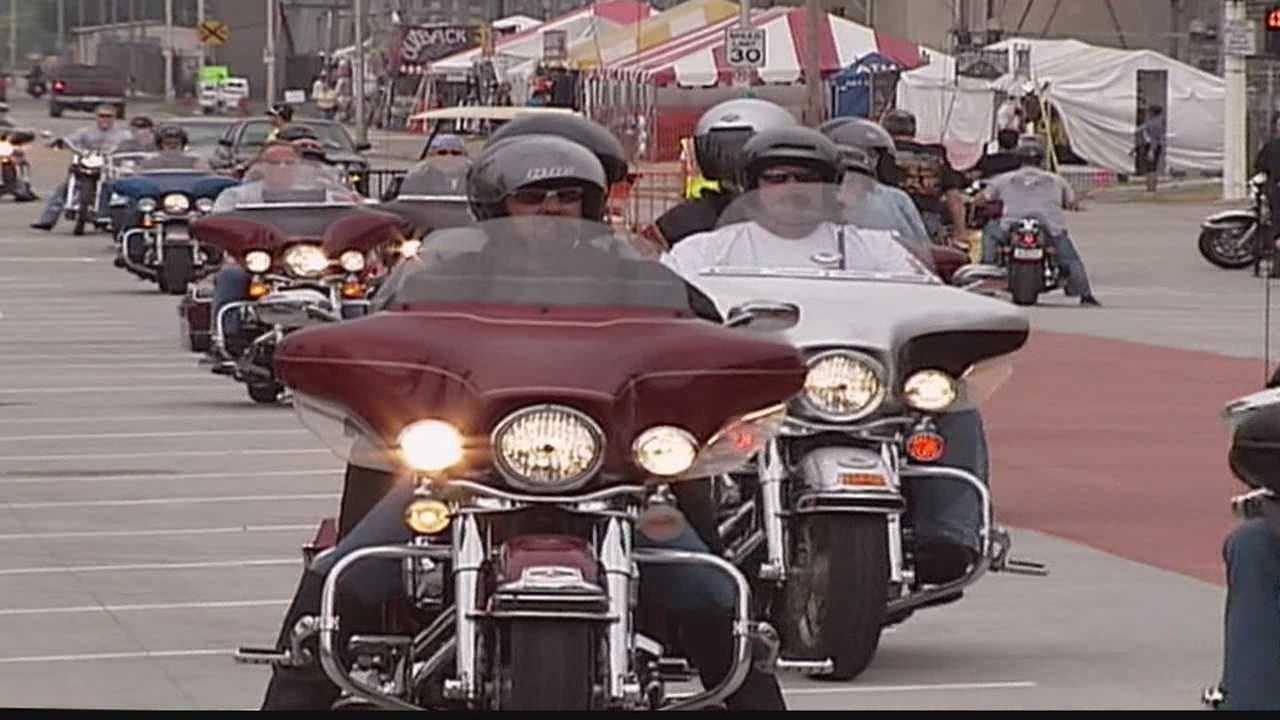 Milwaukee steps up to host Harley anniversary gathering