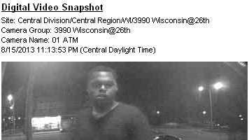 ATM Suspect