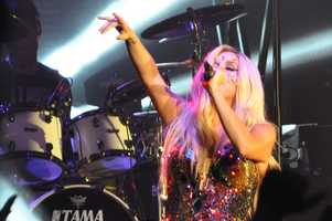 "The last time Ke$ha performed in Milwaukee was in 2010, after the release of her debut album ""Animal."""